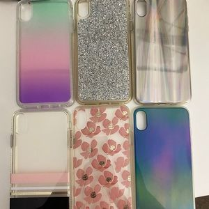 6 iPhone XS Max phone cases